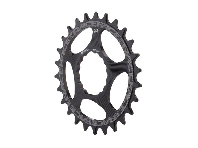 Race Face Narrow Wide Cinch Chainring - The Lost Co. - RaceFace - RNWDM30BLK - 821973329765 - 30t - Black