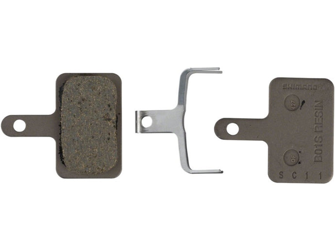 Shimano B10S Disc Brake Pad - Resin - The Lost Co. - Shimano - EBPB01SRESINA - 689228737006 - Default Title -