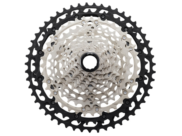 Shimano CS-M8100 XT Cassette - 12SPD - The Lost Co. - Shimano - ICSM8100045 - 192790443836 - 10-45 -