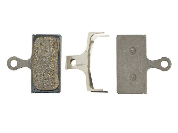 Shimano G02S Disc Brake Pads (Organic) - The Lost Co. - Shimano - Y8WW98030 - 192790446110 - Default Title -