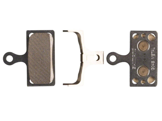 Shimano G04S Disc Brake Pads (Metallic) - The Lost Co. - Shimano - Y8MY98010 - 689228677111 - Default Title -