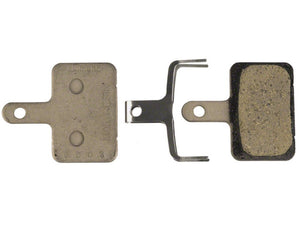 Shimano M05 Disc Brake Pad - Resin - The Lost Co. - Shimano - Y8B698010 - 689228033542 - Default Title -
