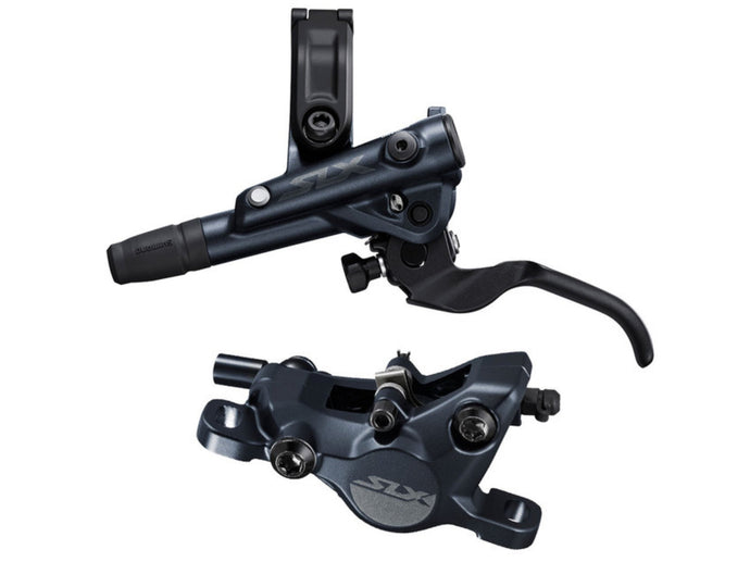 Shimano SLX BL-M7100/BR-M7100 Disc Brake and Lever - The Lost Co. - Shimano - IM7100JLFPNA100 - 192790445755 - Front -