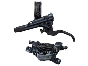 Shimano SLX BL-M7100/BR-M7120 Disc Brake and Lever - The Lost Co. - Shimano - IM7120JLFXNA100 - 192790445755 - Front -