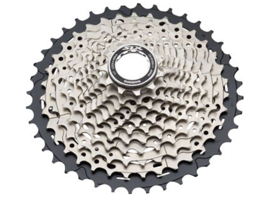 Shimano SLX CS-M7000 Cassette - 11 Speed - The Lost Co. - Shimano - ICSM7000140 - 689228687011 - 11-40 -