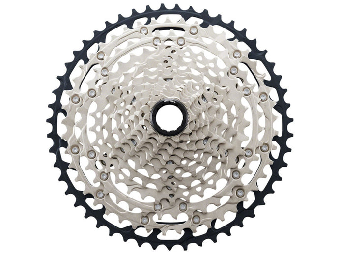 Shimano SLX CS-M7100 Cassette - 12-Speed - The Lost Co. - Shimano - ICSM7100045 - 192790444291 - 10-45 -