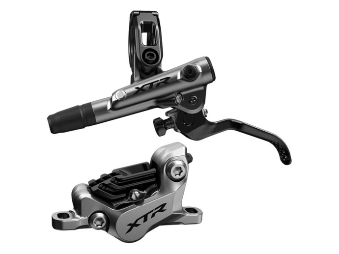 Shimano XTR BL-M9120/BR-M9120 Disc Brake and Lever - The Lost Co. - Shimano - IM9120JLFPNA100 - 192790443034 - Front -