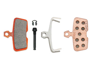 SRAM Code / Guide RE Brake Pads - The Lost Co. - SRAM - 00.5315.023.010 - 710845642012 - Metallic -