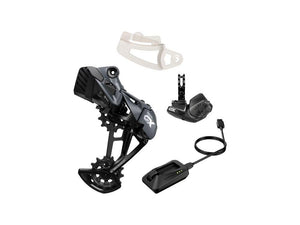 SRAM GX Eagle AXS Upgrade Kit Lunar 52t Max - The Lost Co. - SRAM - 00.7918.104.000 - -