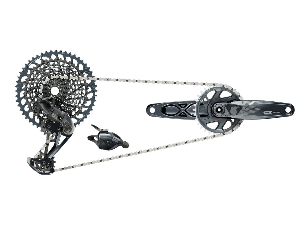 SRAM GX Eagle DUB Groupset w/ 10-52t Cassette - The Lost Co. - SRAM - 00.7918.095.001 - 710845853319 - 175 - Boost
