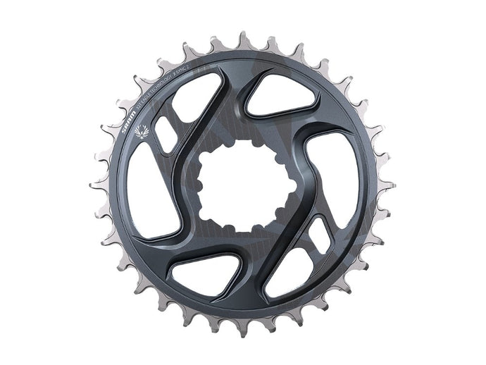 SRAM GX Eagle X-Sync Direct Mount Chainring - The Lost Co. - SRAM - 11.6218.046.001 - 710845850288 - Non-Boost - 30t