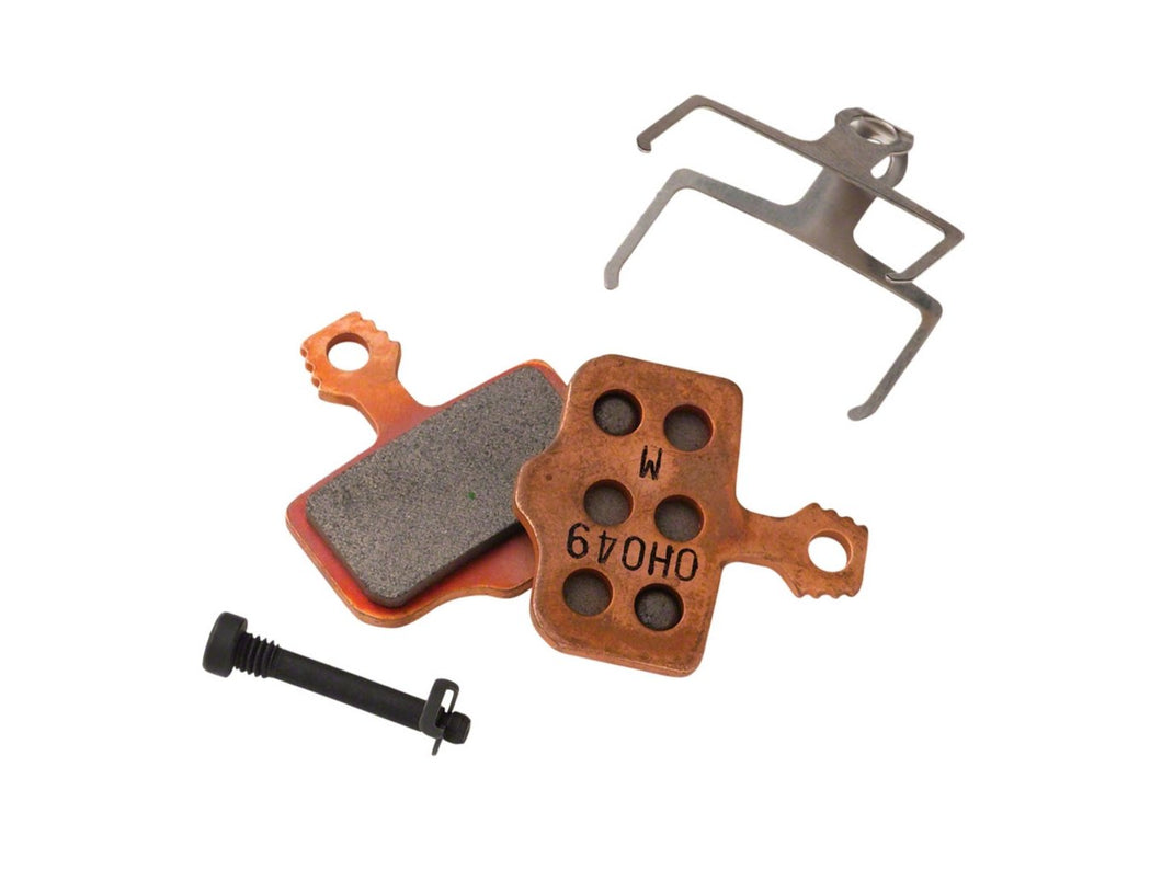 SRAM Level/DB / Avid Elixir Brake Pads - The Lost Co. - SRAM - 00.5315.035.010 - 710845674853 - Metallic -
