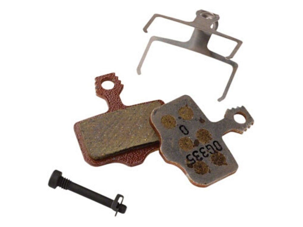 SRAM Level/DB / Avid Elixir Brake Pads With Aluminum Backing - The Lost Co. - Avid - 00.5315.035.020 - 710845674860 - Default Title -
