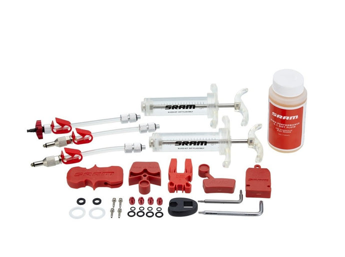 SRAM Pro Bleed Kit - The Lost Co. - SRAM - 00.5318.016.002 - 710845784583 - Yes -