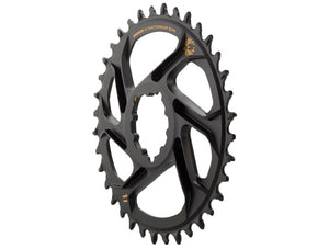 SRAM X-Sync 2 Direct Mount Boost Chainring - The Lost Co. - SRAM - 11.6218.030.150 - 710845787577 - 30t - Black w/ Gold Logo