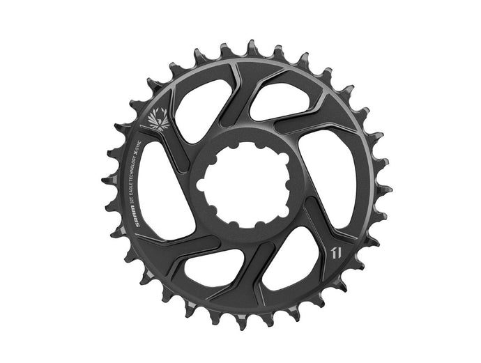 SRAM X-Sync 2 Direct Mount Chainring - The Lost Co. - SRAM - 11.6218.030.000 - 710845787423 - 30t - Black
