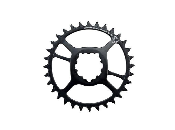 Sram X-Sync 2 Eagle Steel Direct Mount Chainring 6mm Offset - The Lost Co. - SRAM - 11.6218.041.000 - 710845820816 - 30T -