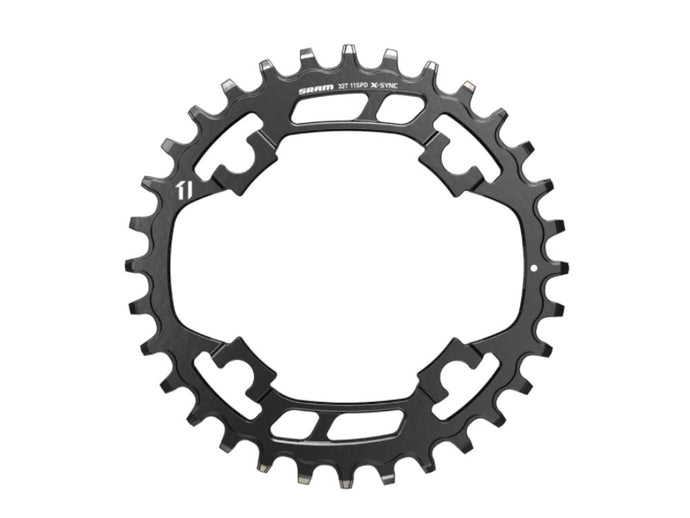 Sram X-sync Chainring - The Lost Co. - SRAM - 11.6218.026.000 - 710845778360 - Default Title -
