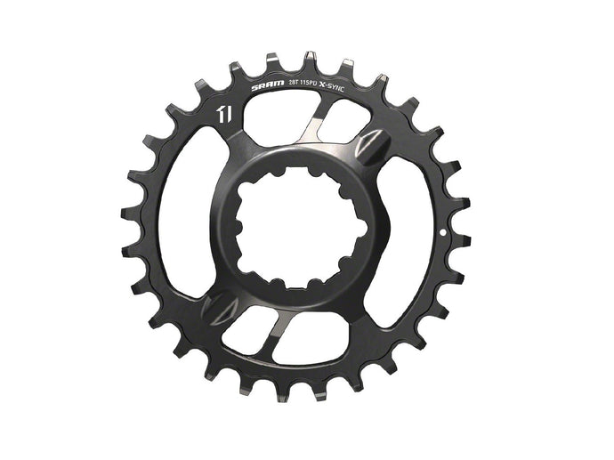 SRAM X-Sync Steel Direct Mount Chainring 28T Boost 3mm Offset - The Lost Co. - SRAM - 11.6218.027.010 - 710845805271 - Default Title -