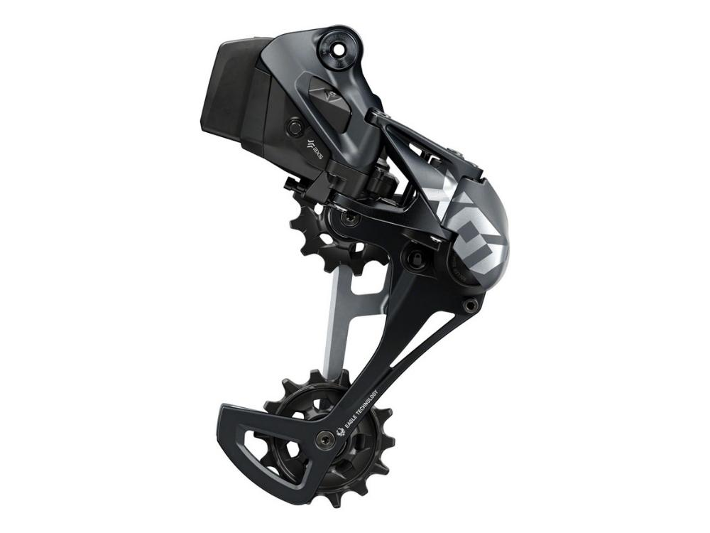 SRAM X01 Eagle AXS Rear Derailleur - 12-Speed, 52t Max, Lunar - The Lost Co. - SRAM - 00.7518.126.001 - 710845853517 - Default Title -