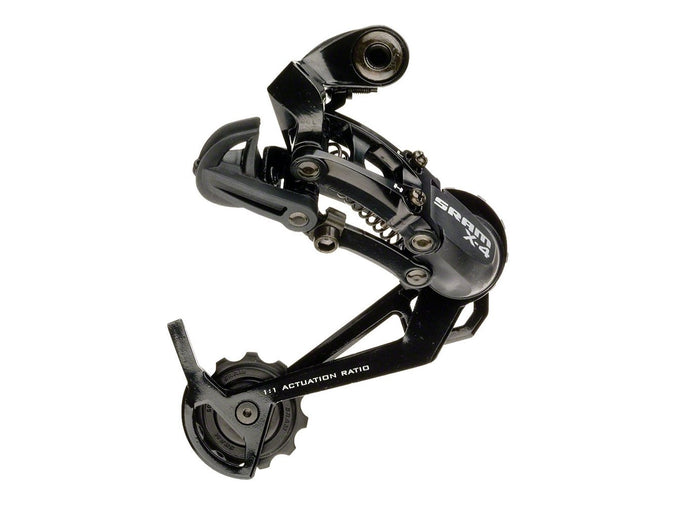SRAM X4 Rear Derailleur - 9/8/7 Speed - The Lost Co. - SRAM - 00.7515.033.000 - 710845609671 - Default Title -