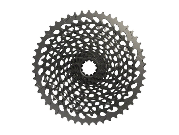 SRAM XG-1295 X01 Eagle Cassette - Black - The Lost Co. - SRAM - 00.2418.071.000 - 710845788321 - 10-50t -