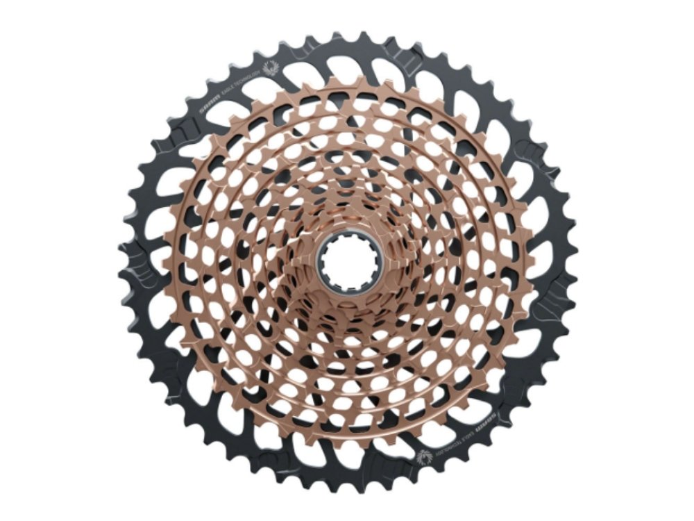 SRAM XX1 Eagle 10-52t XG-1299 Cassette - Copper - The Lost Co. - SRAM - 00.2418.107.000 - 710845709555 - Default Title -