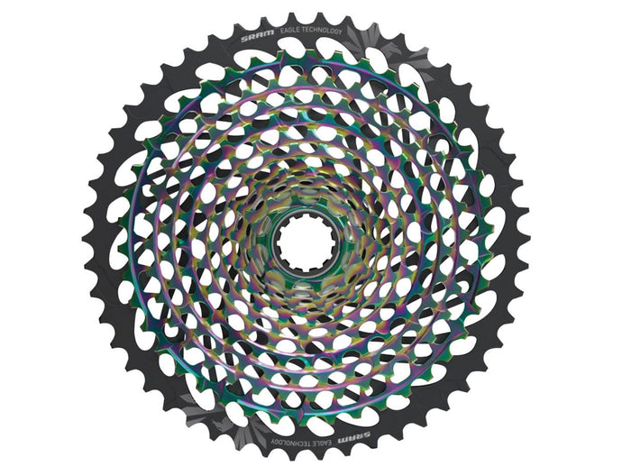 SRAM XX1 Eagle AXS XG-1299 Cassette - 12-Speed - The Lost Co. - SRAM - 00.2418.098.000 - 710845824050 - Default Title -