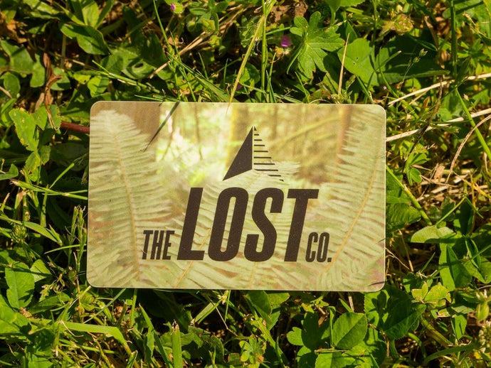The Lost Co. Gift Card - The Lost Co. - The Lost Co - - $25.00 USD -