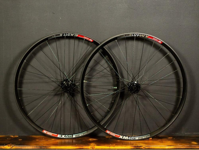 The Lost Co Wheelset - 27.5