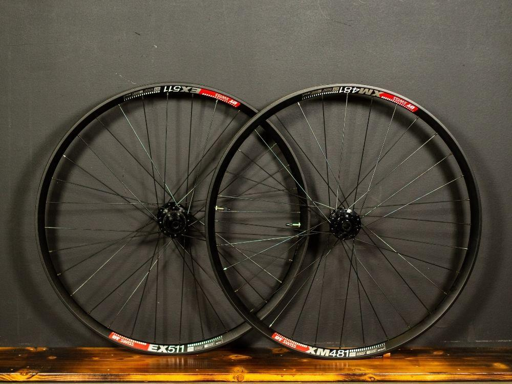 The Lost Co Wheelset - 29