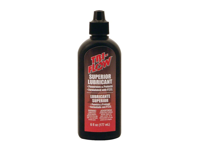 Triflow Drip Bottle - The Lost Co. - Superior Lubricant - TF21010 - 032053210105 - 2oz -