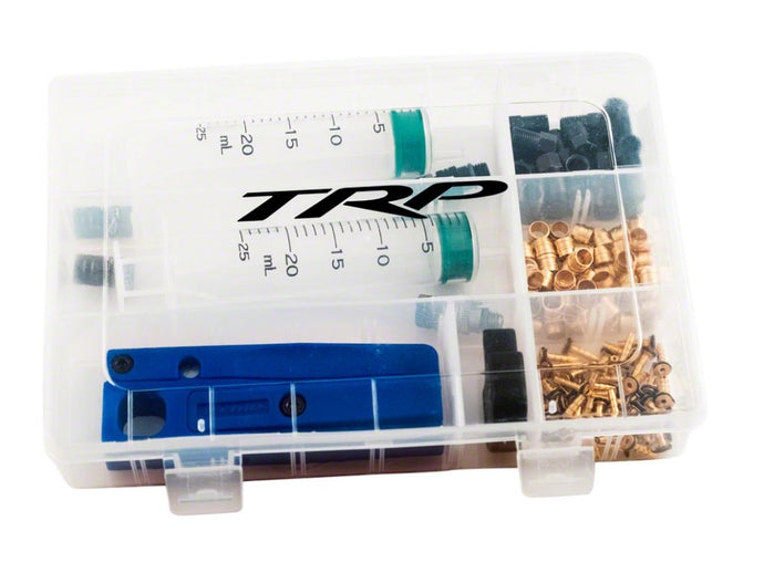 TRP Pro Hydraulic Bleed Kit - The Lost Co. - TRP - ABOT000130 - 4717592018295 - Default Title -