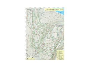 WMBC Galbraith Map - 2019 - The Lost Co. - WMBC - MAPOFGALBRAITH - 980338 - Default Title -