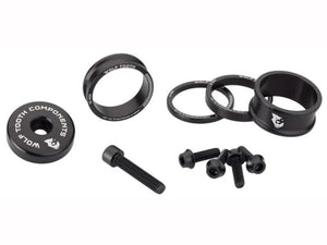 Wolf Tooth Anodized Bling Kit - The Lost Co. - Wolf Tooth Components - BLINGKIT_BLACK - 812719025102 - Black -