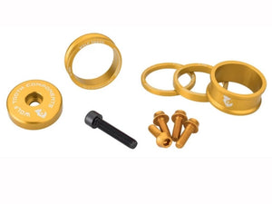 Wolf Tooth Anodized Bling Kit - The Lost Co. - Wolf Tooth Components - BLINGKIT_Gold - 812719026185 - Gold -