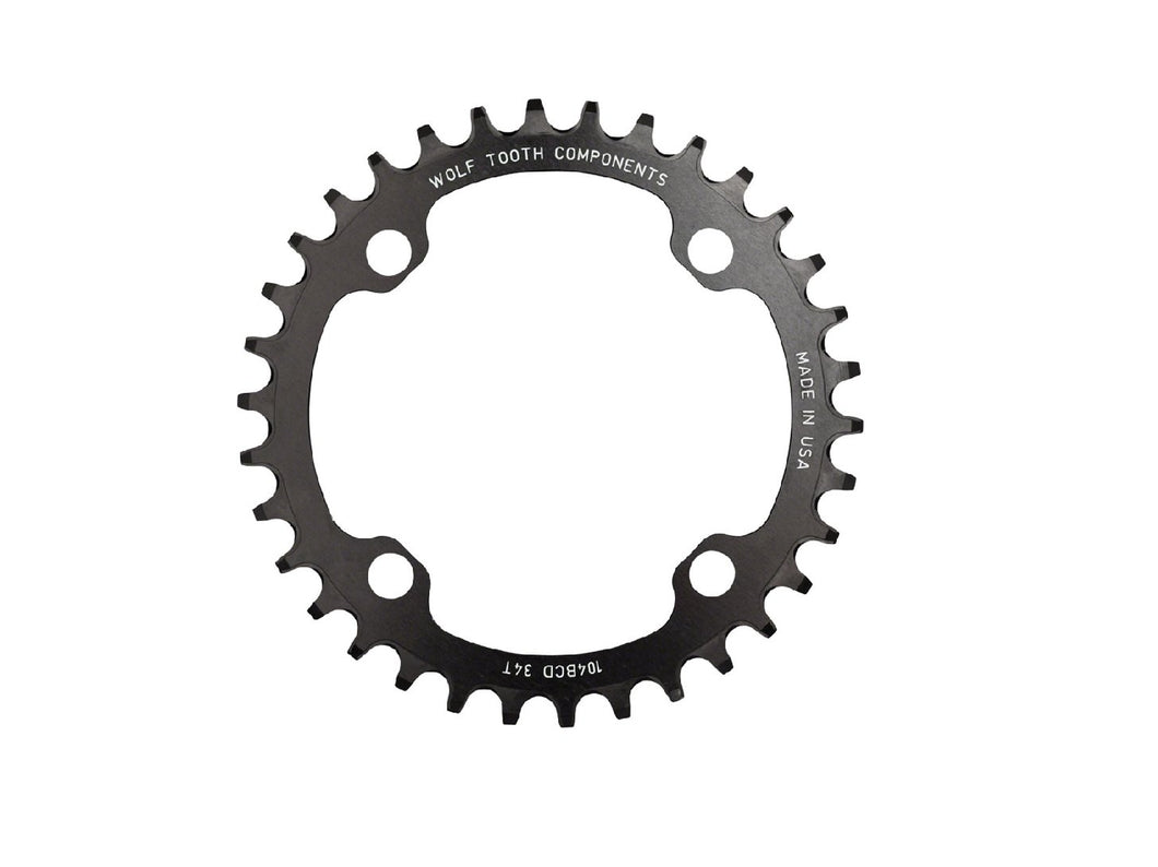 Wolf Tooth Components Drop Stop 104BCD Chainring - The Lost Co. - Wolf Tooth Components - 10430 - 812719020008 - 30t -