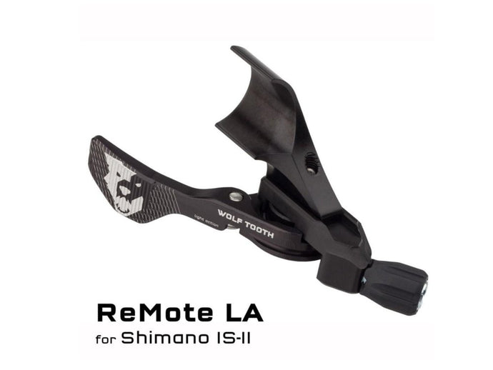 Wolf Tooth ReMote Light Action - The Lost Co. - Wolf Tooth Components - REMOTE-LA-ISII - 812719026086 - Shimano I-Spec II -