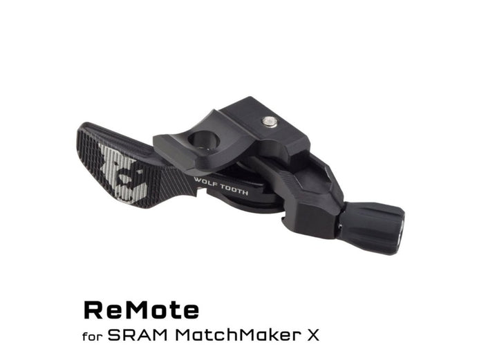 Wolf Tooth ReMote - The Lost Co. - Wolf Tooth Components - REMOTE-MM - 812719024082 - SRAM Matchmaker X -