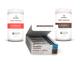 Hemplete Protein Power Pack