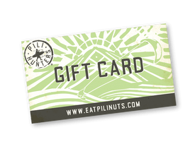 Pili Hunters $50 Gift Card