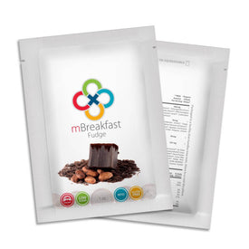mBreakfast Fudge 4-pack - Shop Ritzfit