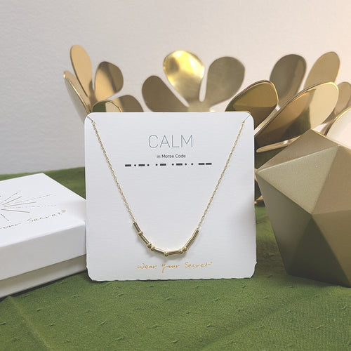 Calm Necklace