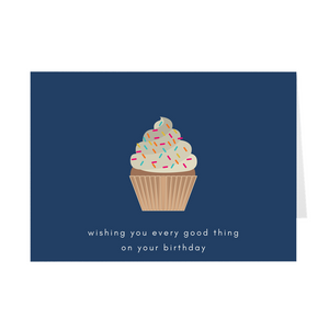 Every Good Thing Birthday Card - Quick Ship