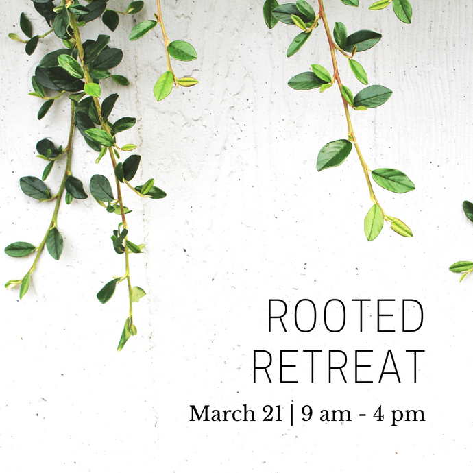 Rooted Retreat Ticket