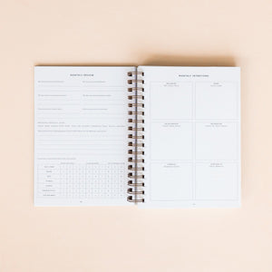 Simple Self Daily Self-Care Planner
