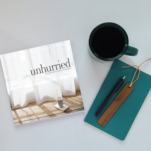 Unhurried Book