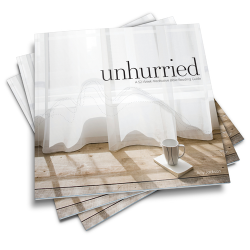 Unhurried Book - Bulk Order