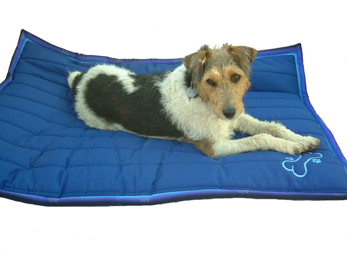 Dog Bed | Design Your Own | Pick Your Colours | Embroidery