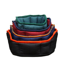 Load image into Gallery viewer, Dog Bed | Colourful | Pick Your Colour | Pet Bed | Warm | Cosy